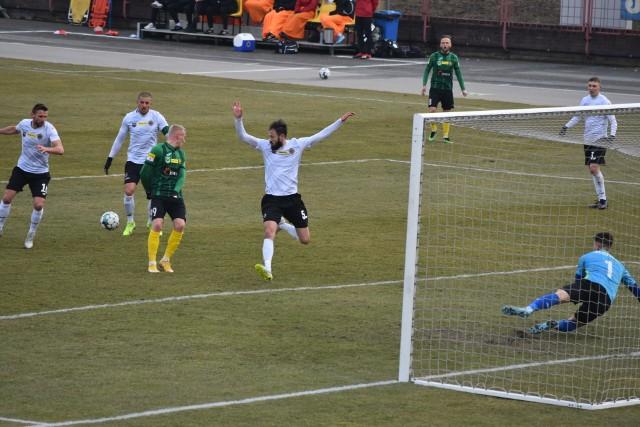 Chrobry Głogów znalazł sposób, by pokonać GKS Jastrzębie w domowym meczu.Zobacz kolejne zdjęcia. Przesuwaj zdjęcia w prawo - naciśnij strzałkę lub przycisk NASTĘPNE