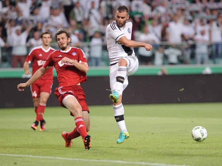 Legia Warszawa - AS Trencin 0:0