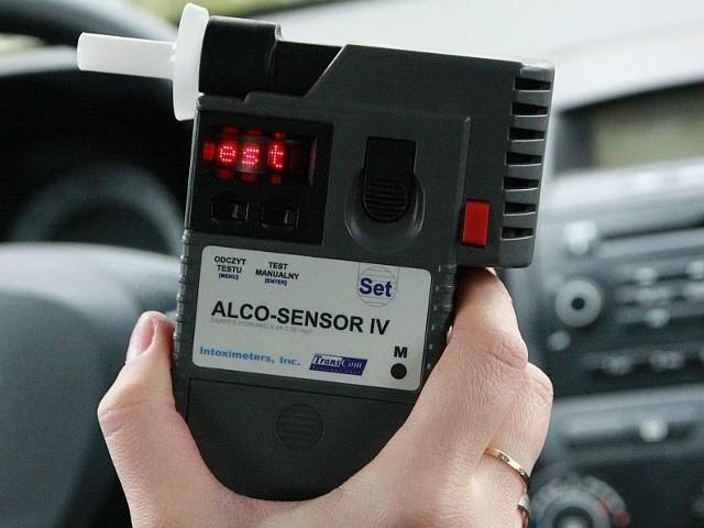Policjanci z Międzyrzecza zatrzymali dziś sześciu pijanych kierowców.