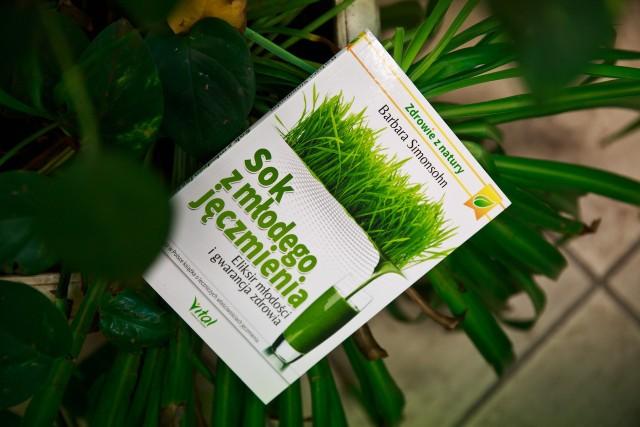 Autorka tej książki Barbara Simonsohn od ponad 20 lat zajmuje się tematyką odżywiania. Pisze na ten temat artykuły i prowadzi seminaria. Jest autorką wielu publikacji.