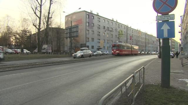 Do tragicznego wypadku doszło w tramwaju linii 26 w Sosnowcu