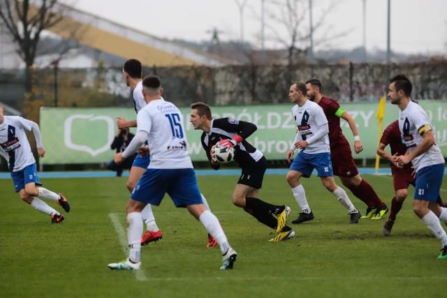 Olimpia Zambrów wygrała drugi mecz z rzędu