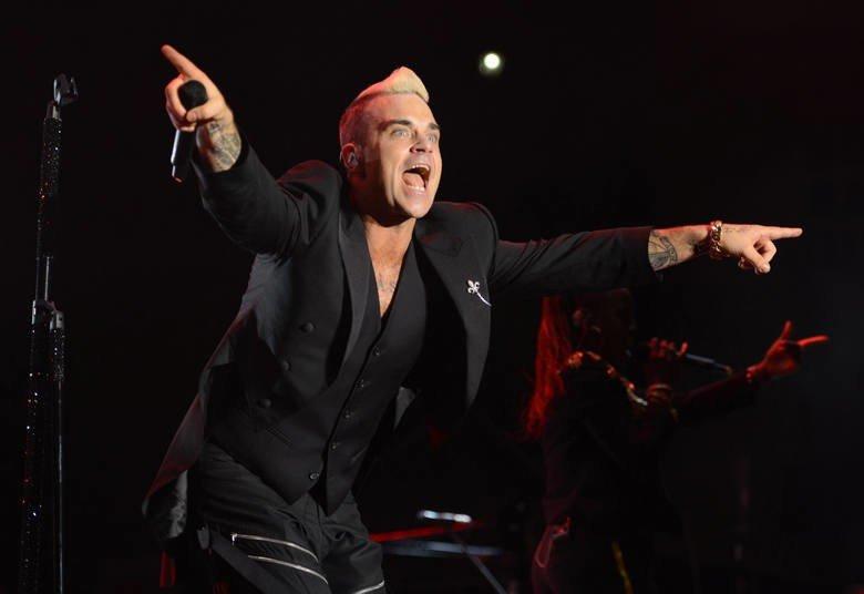 Robbie Williams w Toruniu. Wokalista ma wystąpić na Jordankach
