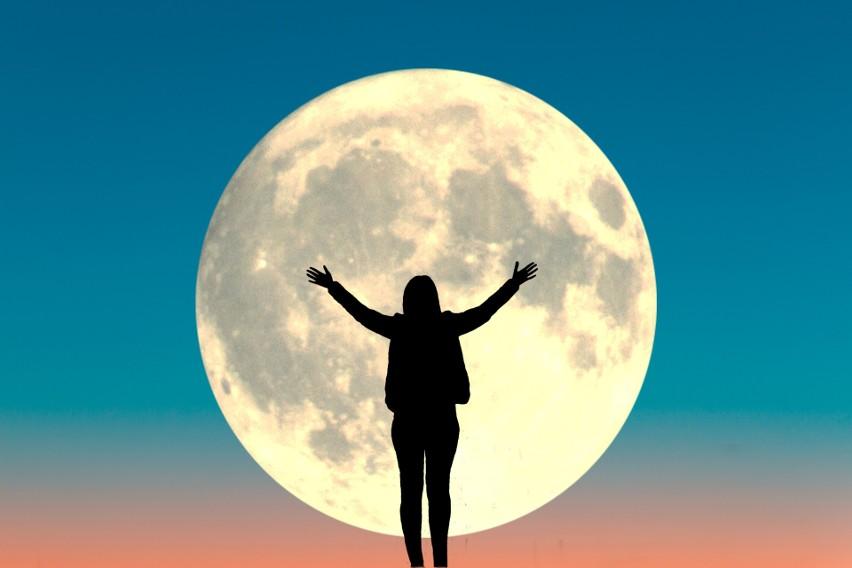 Czy naprawdę istnieje wpływ pełni Księżyca na człowieka, czy...