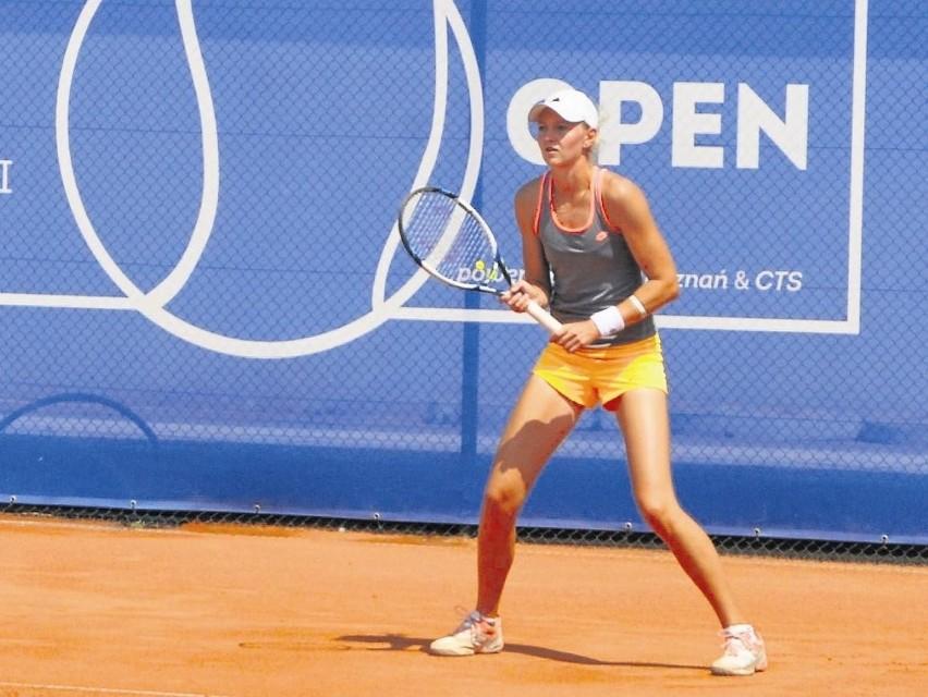 Zuzanna Maciejewska przegrała w drugiej rundzie kwalifikacji