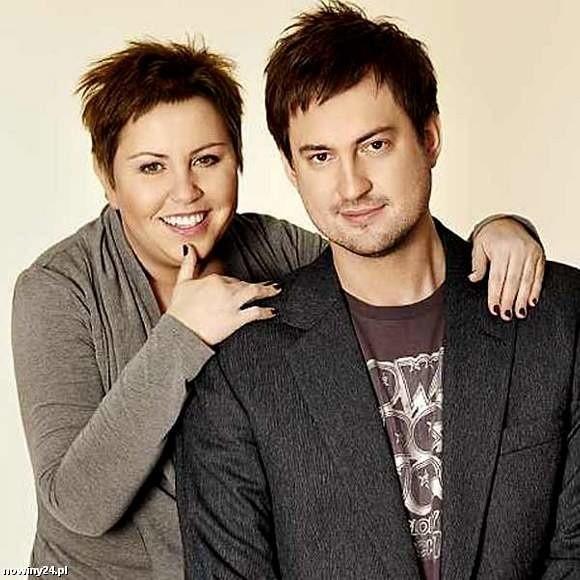 Dorota Wellman i Marcin Prokop, prezenterzy programu Dzień Dobry TVN.