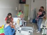 Imigranci z czwórką dzieci uratowani w Bieszczadach
