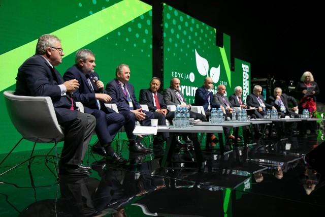 """Debata przedstawicieli resortu rolnictwa, to żelazny punkt programu forum """"Pomorskiej"""""""
