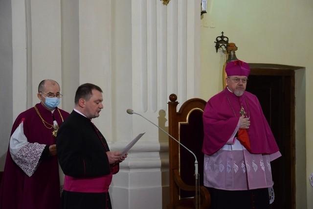 Tomasz Szmurło kanonikiem honorowym Drohiczyńskiej Kapituły Katedralnej.