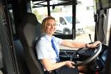 Gorzów: poznajcie Paulinę Dejneko. Żadna kobieta w Polsce nie prowadzi autobusu lepiej niż ona [GALERIA]