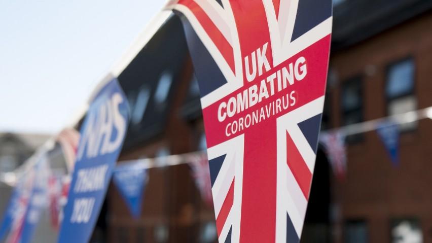 """Kolejny ogólnokrajowy lockdown w Wielkiej Brytanii. """"Musimy..."""