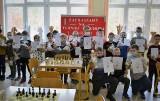 Mateusz Jurgielewicz szachowym mistrzem w SP nr 3 w Miastku (ZDJĘCIA)