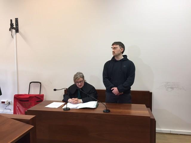 Michałowi B. za pochwalenie bombiarza grozi rok więzienia