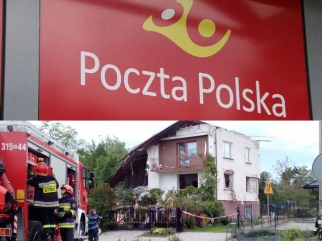 Poczta Polska postanowiła zorganizować zbiórkę dla poszkodowanej rodziny
