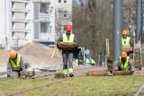 Pierwszy odcinek nowej trasy tramwajowej ma być gotowy latem. Poznaniacy przez pętlę na Wilczaku dojadą do Włodarskiej