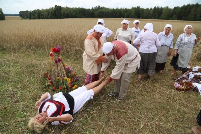 Suchowola. Żniwa na Europejski Chleb Pokoju