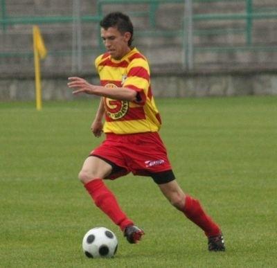 Waldemar Sobota zdobył trzy gole.