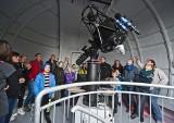 Koło Astronomiczne dla dzieci i młodzieży w Koszalinie. Zajęcia są bezpłatne