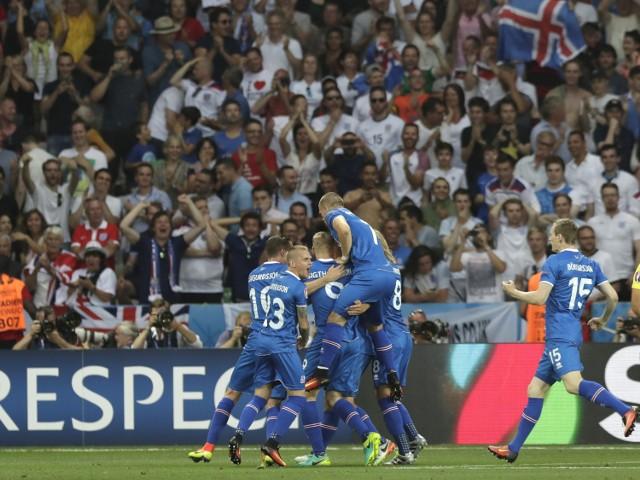 Euro 2016: 1/8 finału Anglia - Islandia 1:2