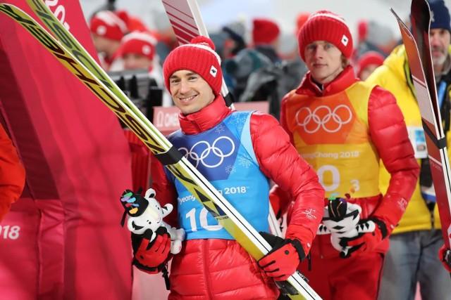 We wtorek o godz. 10.55 (polskiego czasu) Kamil Stoch i spółka odbiorą brązowe medale olimpijskie