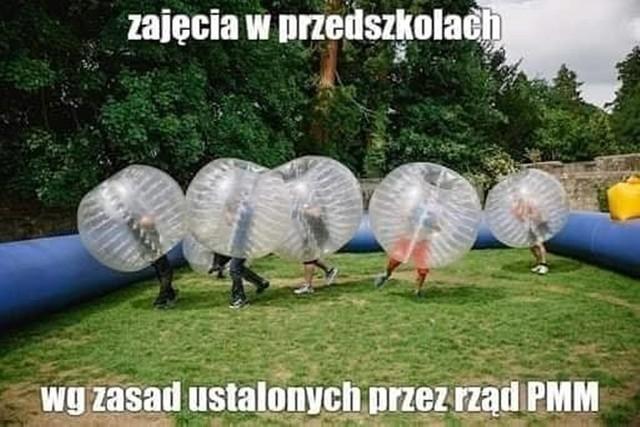 Najlepsze memy o przedszkolach i żłobkach w czasie pandemii.Zobacz kolejne zdjęcia. Przesuwaj zdjęcia w prawo - naciśnij strzałkę lub przycisk NASTĘPNE