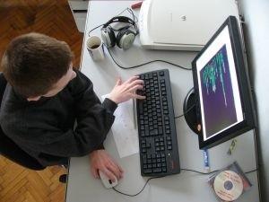 """Kolejną kategorię zawodów przyszłości tworzą zawody """"internetowe"""": copywriter, projektant witryn internetowych czy analityk ruchu na stronach www."""