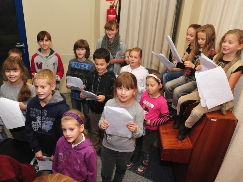 Przygotowania idą pełną parą, pierwszy dzień nagrań w studiu Radia Opole już 2 listopada.