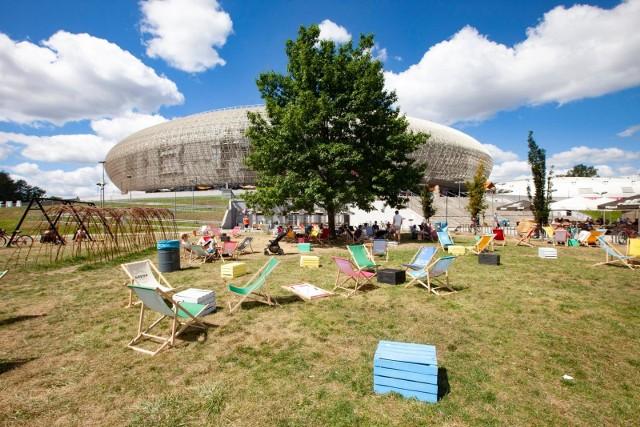 W weekend w Arena Garden koncert, piknik i kino letnie oraz moc atrakcji dla najmłodszych