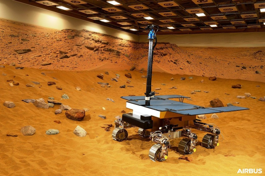 Misja MARS 2020. Łazik Perseverance już 18 lutego 2021 ma...