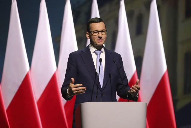 Premier RP Mateusz Morawiecki odwiedzi woj. podlaskie