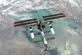Statek kosmiczny, który leciał na Międzynarodową Stację Kosmiczną, mógł zderzyć się z UFO