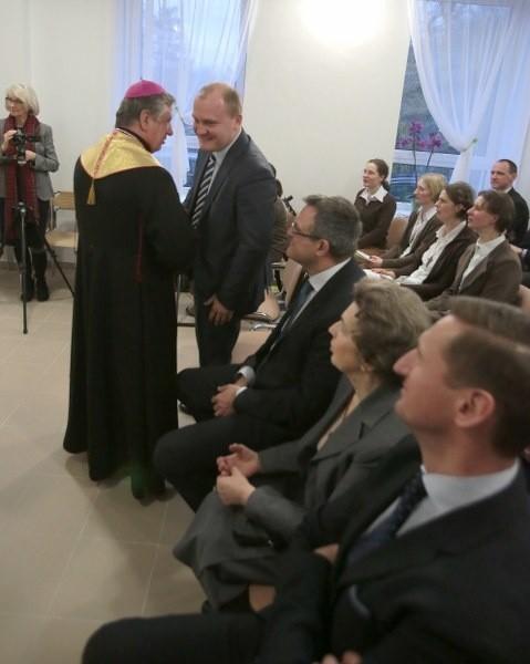 Otwarcie DPS-u w Szczecinie