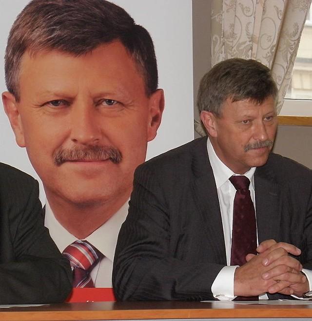 Józef Ramlau już raz był wojewodą - w 2006 roku.