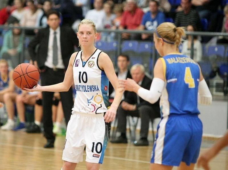 Olivia Tomiałowicz zdobyła 14 punktów