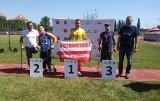 Cztery medale niepełnosprawnych sportowców z Nieznanowic w gminie Włoszczowa na Paralekkoatletycznych Mistrzostwa Polski [ZDJĘCIA]