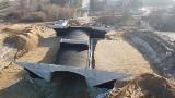 Budowa S14. Rosną ronda i wiadukty na budowie zachodniej obwodnicy Łodzi S14 ZDJĘCIA Z DRONA 23.04.2023