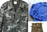 Wojsko sprzedaje ubrania. Co można kupić w Agencji Mienia Wojskowego w Olsztynie? Zobaczcie zdjęcia i ceny