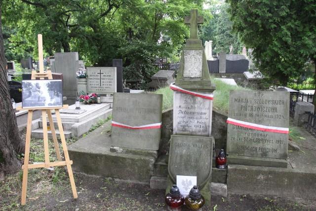 Odnowią mogiłę Piotrowiczów na Starym Cmentarzu.