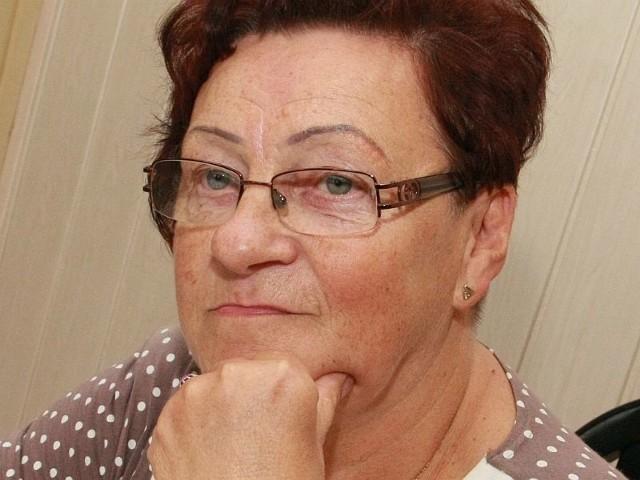 Ośmioro radnych ze Skwierzyny chce odwołać przewodniczącą rady Zofię Zawłocką.