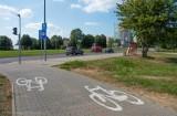 Nowa ścieżka rowerowa na Al. Jana Pawła II w Białymstoku. Powstaną tu również stojaki na rowery (zdjęcia)