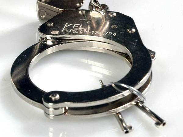 Złodziej wreszcie w areszcie