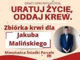 16-letni Jakub Maliński z gminy Bodzentyn pilnie potrzebuje krwi! Pomóżmy