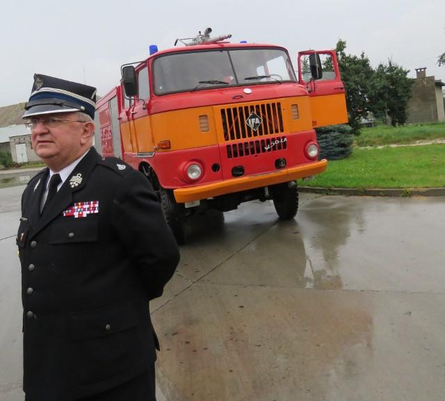 Lubuscy strażacy z wizytą na Ukrainie.