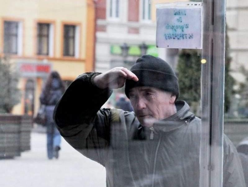 Świebodzin. Z działek zysków nie będzieCzesław Błoszyk uważa, że starówka zamiera. W którymś z pustych lokali widziałby bar mleczny.