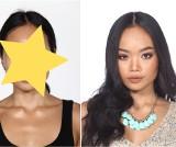 Makijaż zmienił te kobiety w gwiazdy Hollywood! ZDJĘCIA przed i po pokazują, że makijaż potrafi podkreślić piękno i zdziałać cuda