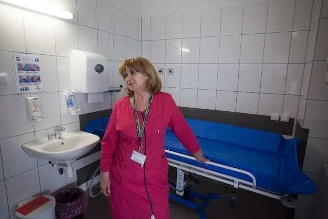 W Szpitalu Uniwersyteckim im. dr. Antoniego Jurasza wydzielono pomieszczenie dla specjalnych pacjentów