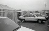 Giełda niedzielna i targowisko w Koszalinie w latach 90-tych