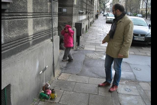 – Chcę, by moje córki były bezpieczne na ulicach – mówi Witold Kopeć.