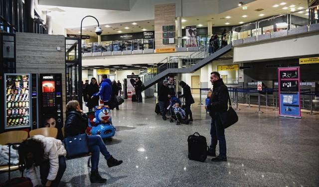 W tym roku pęknie, nieprzekraczalna dotąd bariera 400 tysięcy pasażerów, którzy przewiną się przez bydgoskie lotnisko.