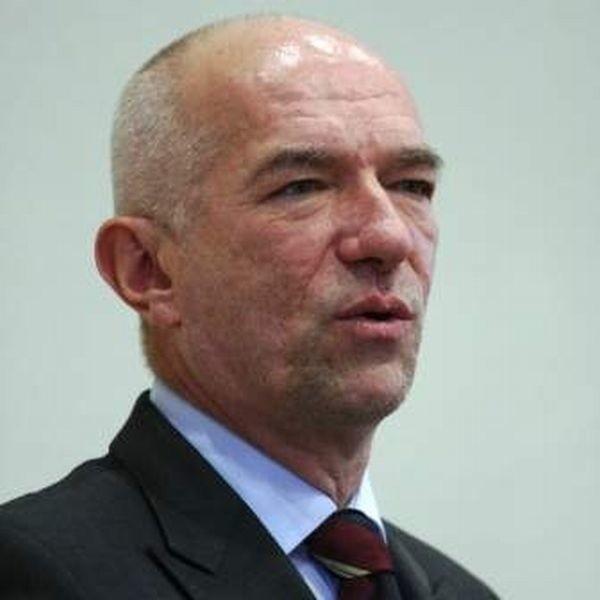 W poniedziałek Zbigniew Ćwiąkalski odpowiadał na pytania studentów podczas spotkania na wydziale prawa UwB.